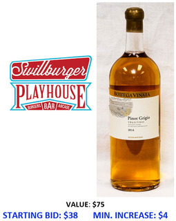 Swillburger and Wine