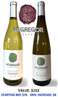 McGregor Vineyard Package