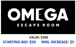 Omega Escape Room