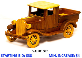 Model Truck – 1929 Ford