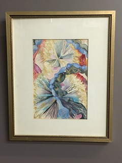 Brighten up your home with this Original Watercolor