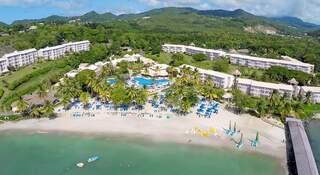 All Inclusive Caribbean Resort Vacation - Saint James Club, Morgan Bay - Saint Lucia