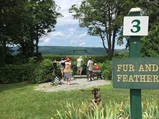 Sporting Clays for Four