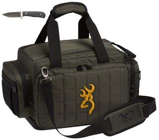 Trap Bag & Hunting Knife