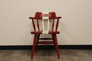 3 - Badgers Chair