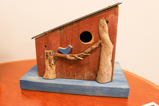 10 - Birdhouse #1