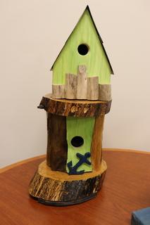 11 - Birdhouse #2