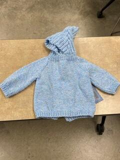 17 - Baby Sweater