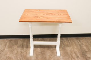 19 - Handcrafted Accent Table