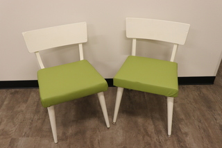 20 - Lime Green Chairs