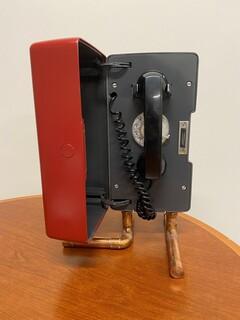 24 - Vintage Telephone