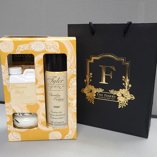 02 - The Finery Salon and Day Spa Gift Bag