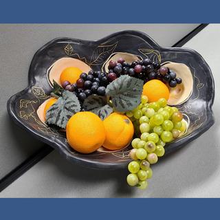 13 - Pottery Fruit Bowl