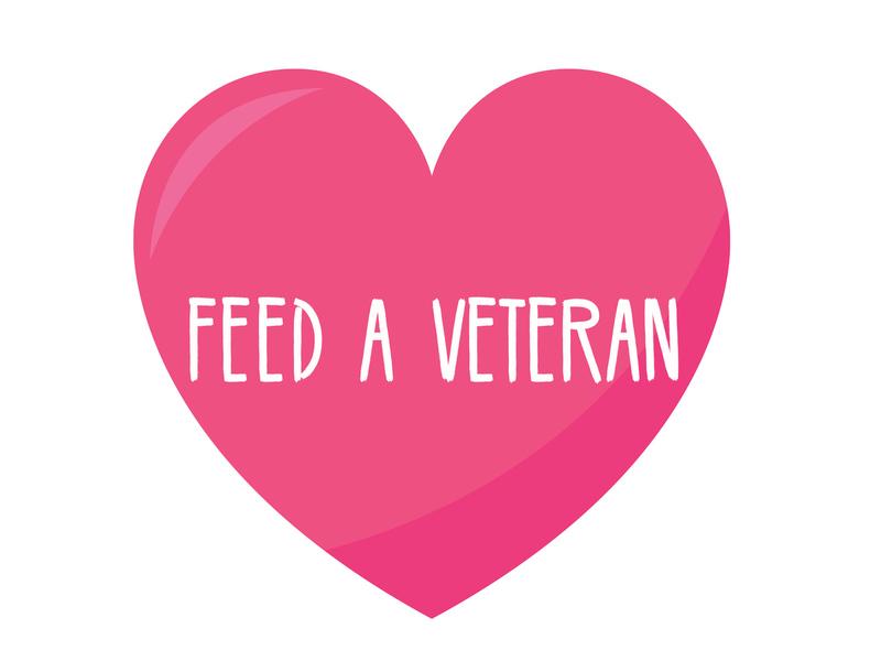 Fight Hunger, Spread Love for Veterans