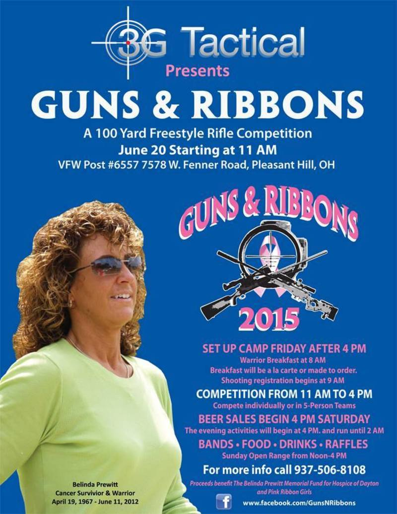 Guns & Ribbons Volunteers