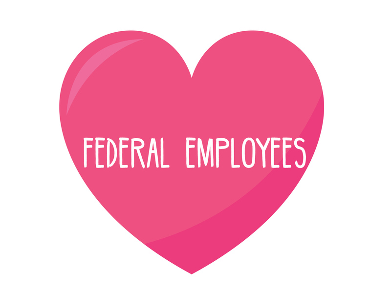 Fight Hunger, Spread Love for Federal Employees