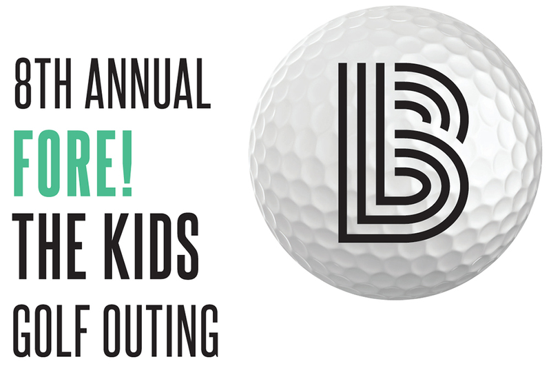8th Annual FORE! The Kids Golf Outing