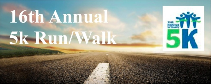 16th Annual 5k Run/Walk