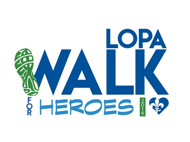 2019 LOPA Celebration Path Hero Signs