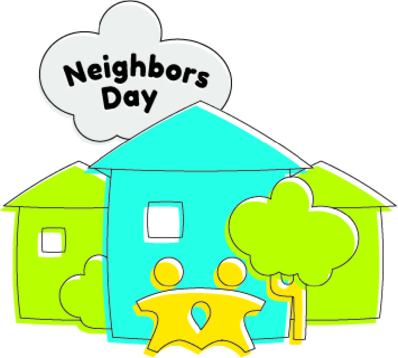 Neighbors Day 2019 Volunteer