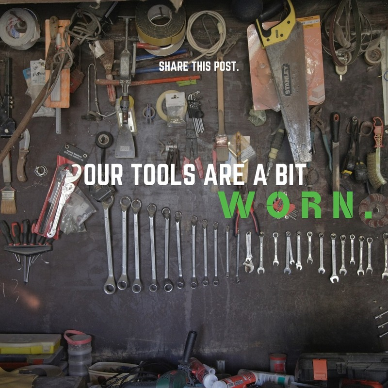 Habitat Needs Tools!