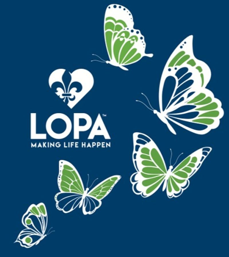Butterfly Release Ceremony at Ochsner/LSU Health Shreveport
