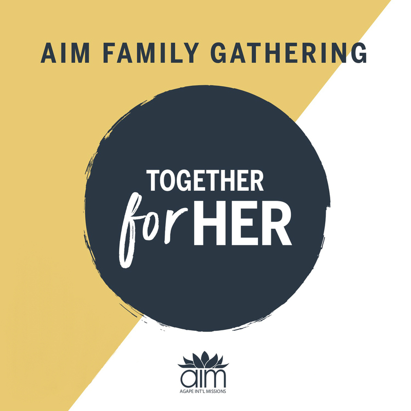AIM Family Gathering Creekside, Rocklin CA