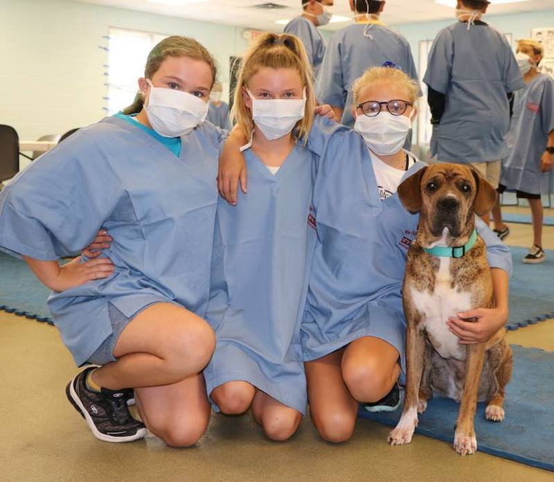 Vet Camp/Career Camp July 15th - 19th PM ONLY