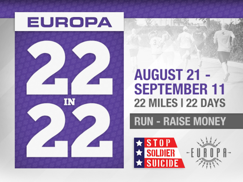 2015 Europa 22-Mile Challenge