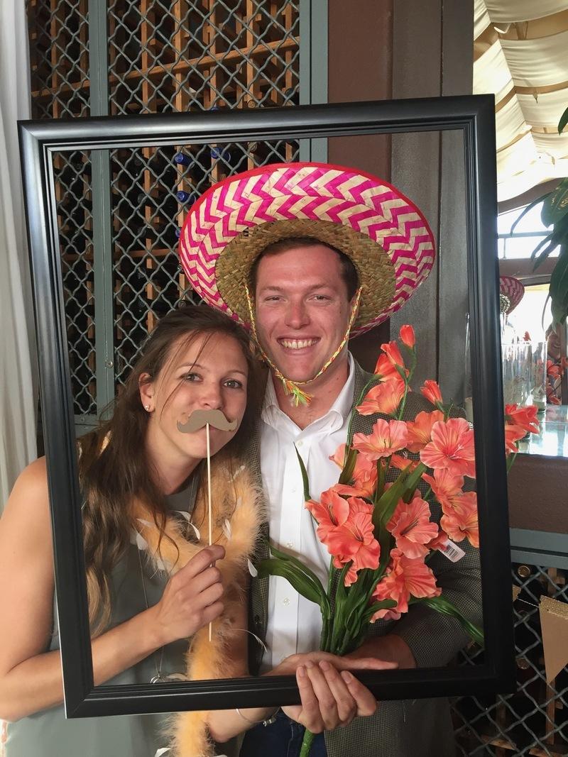 Nicole Einfalt & John Oppenheimer Wedding Fundraiser