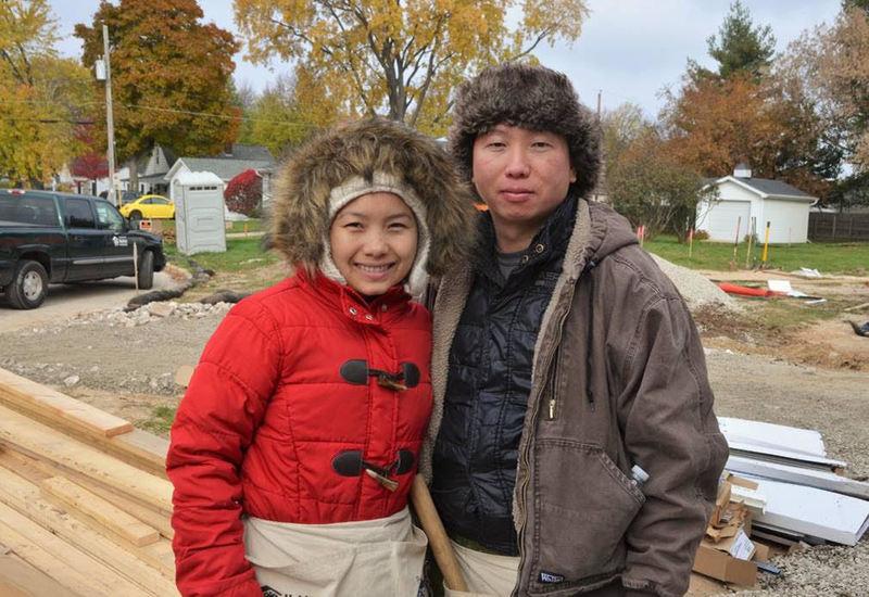 Moua/Thao Family Home
