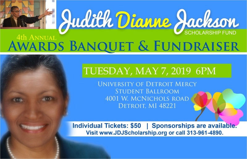 2019 JDJ Scholarship Fund Awards Banquet & Fundraiser