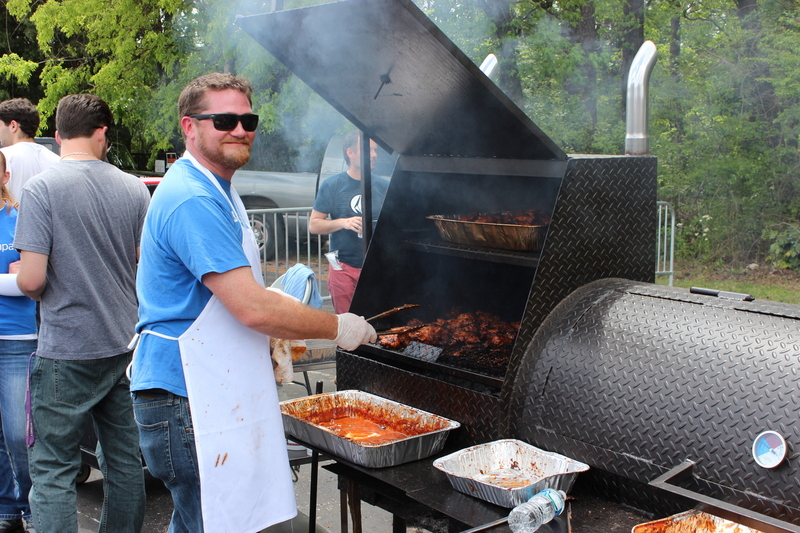 12th Annual GRILL TO BUILD