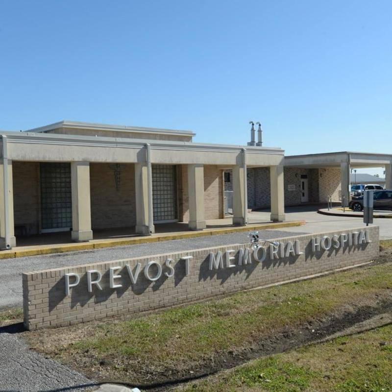 Prevost Memorial Hospital