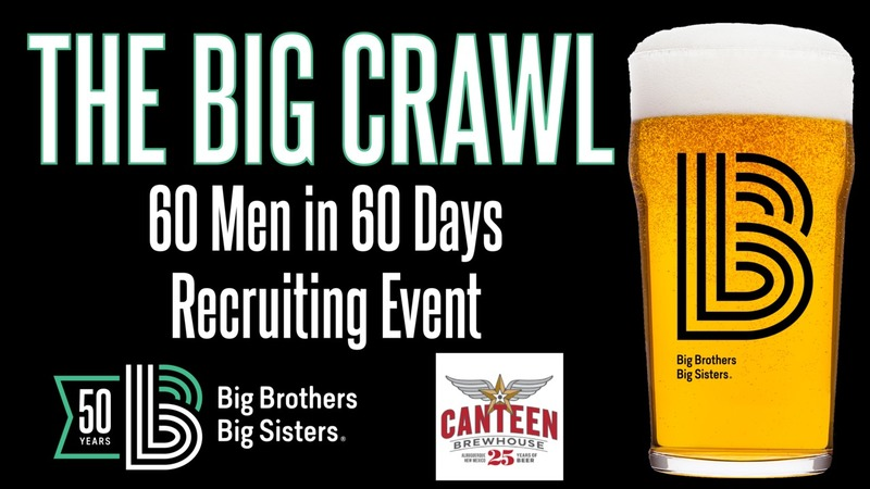 The Big Crawl - 60 Men in 60 Days Recruiting Event