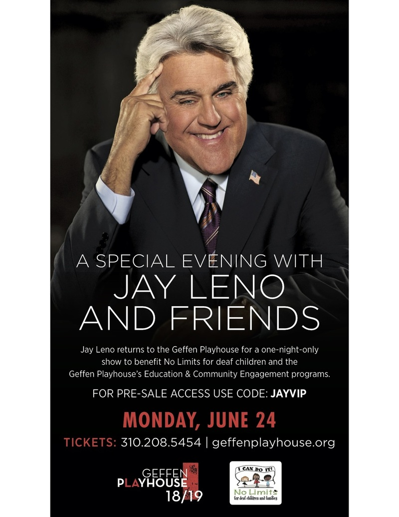 A Special Evening wtih Jay Leno and Friends