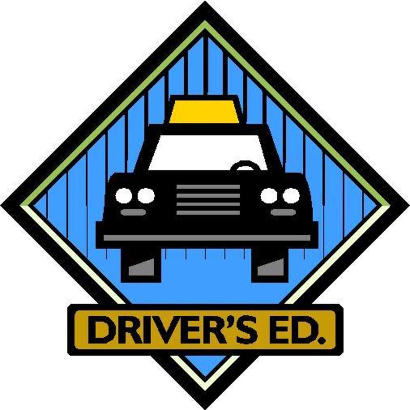 Academics of Driving Driver's Ed class