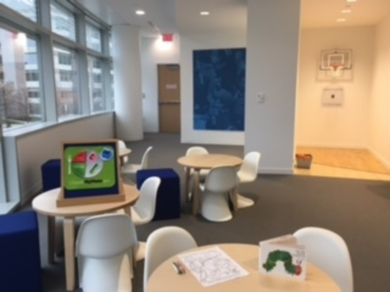 Ronald McDonald STAR Center at Cleveland Clinic Children's Outpatient Center