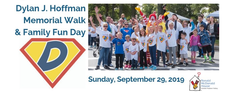 2019 Dylan J. Hoffman Memorial Walk and Family Fun Day