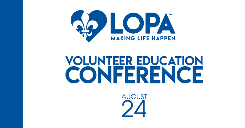 Volunteer Education Conference
