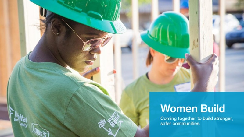 Women Build 2019 - Build days on our 15th house!
