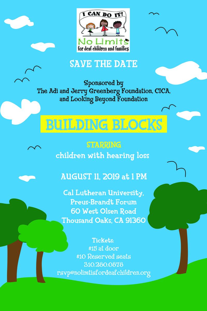 Building Blocks - Oxnard 2019