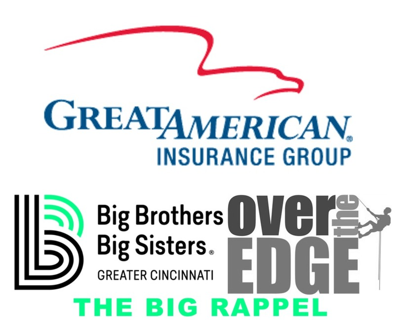 Great American Insurance Group Team Page for Over The  Edge 2019