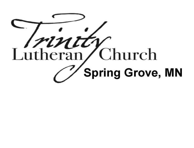 Trinity Lutheran Church - Spring Grove Faith Build