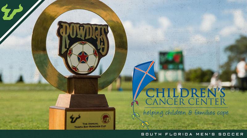 41st Annual Rowdies Cup - USF vs. UT Men's Soccer