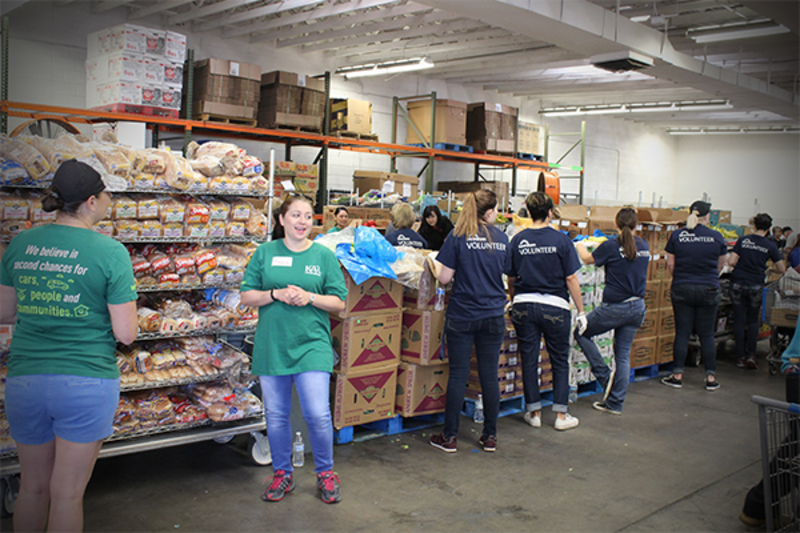 Volunteer Center Grand Opening