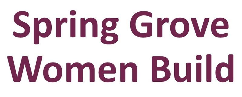Spring Grove Women Build