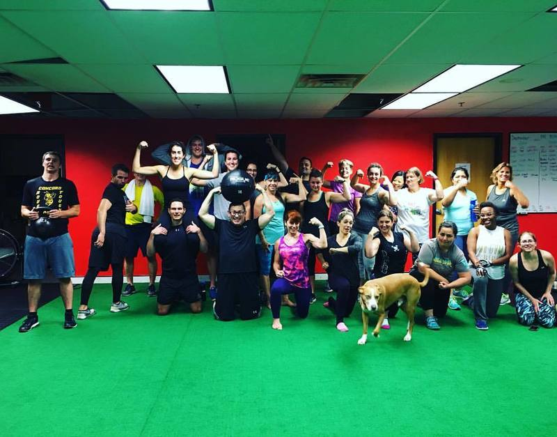 COVAL Fall Into Fitness Transformation Challenge