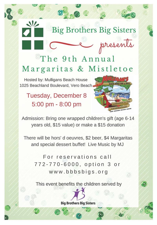 Margaritas & Mistletoe