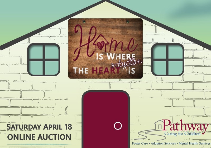 """Home Is Where the Heart Is"" Online Auction"